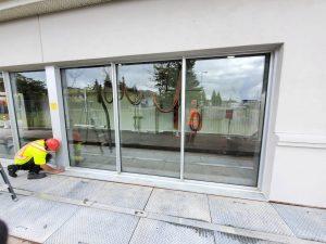 window installation company.
